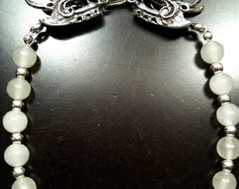 MCO White Dragon Bracelet