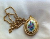 Vintage Avon Locket