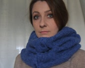 Upcycled Wool Cowl