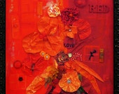 Study in Red and Orange
