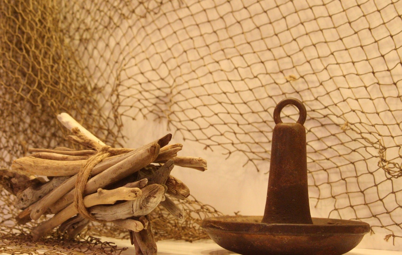 Decorative Fish Netting Similiar Old Fishing Net Keywords