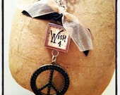 Wish For Peace Necklace