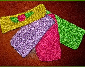 Eyeglasses Cases to Crochet PDF Crochet Pattern Accessories to Crochet