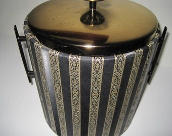 Vintage Ice Bucket - West Bend 1950s - Retro