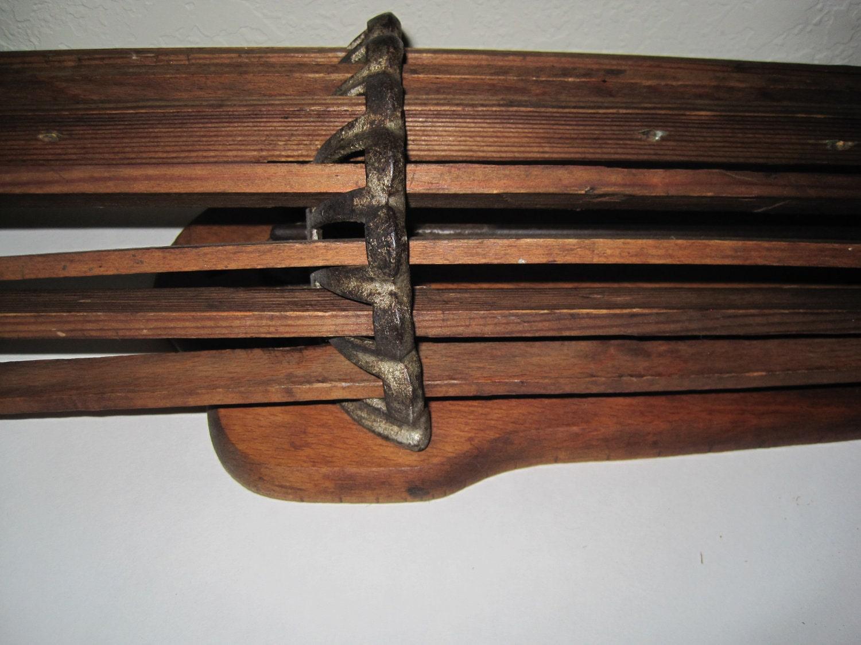 Antique Clothes Drying Rack Primitive Rustic