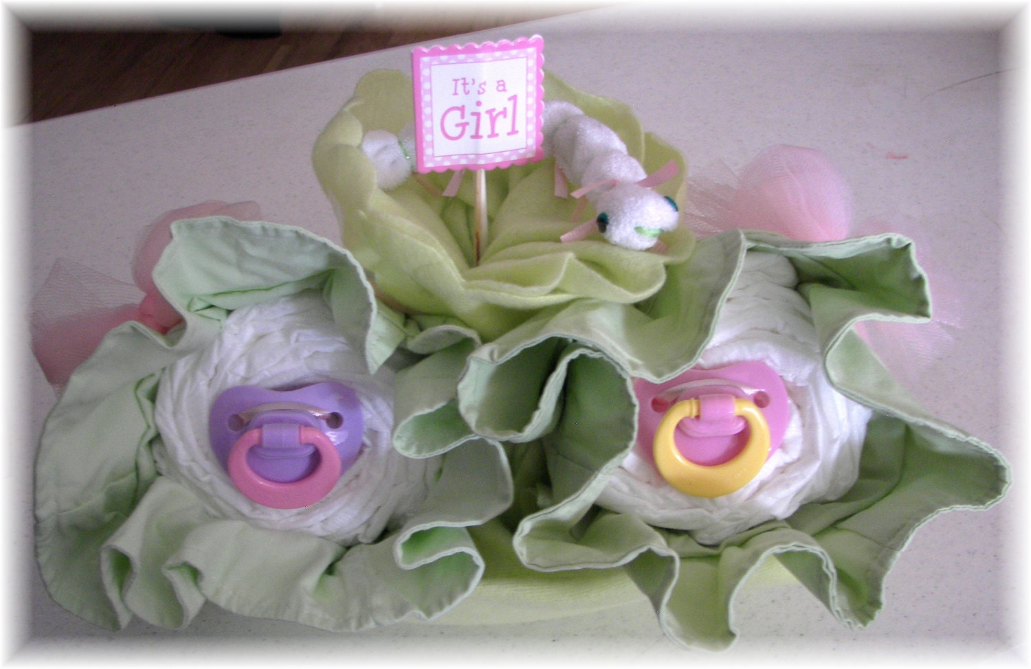 baby shower two sweet pea 39 s in a pod totally unique