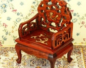 Dollhouse Miniature Living Room Furniture China Chair S