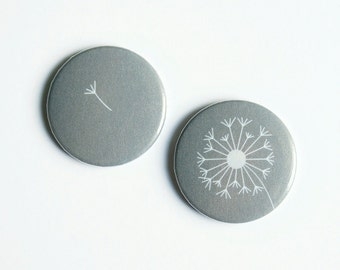 "Button Set ""Dandelion"""