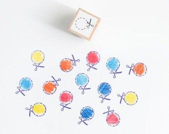 """Rubber Stamp """"DIY Confetti"""""""