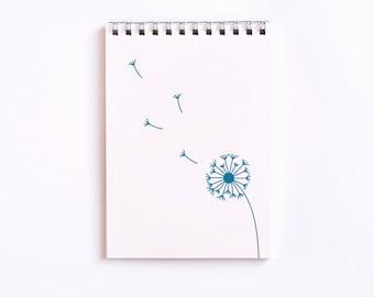 "Note Pad ""Dandelion"""