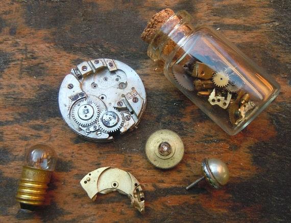 Clockmaker drawer