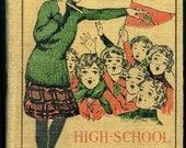 TREASURY ITEM-1917 Vintage HC Book-Marjorie Dean-High School Freshman by Pauline Lester