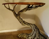 "Functional Sculpture - ""Deadwood Table"""