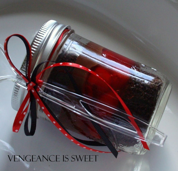 Black Forest Cake - 4 Cake Jars