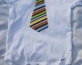 Custom Onesie with Tie