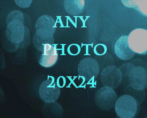 20x24 Print - Nursery Home Decor Wall Art Childrens Room Beach House Boy Girl Photo