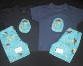 Agent P - Perry the Platypus - Pajama Set