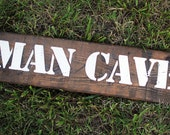Man Cave Reclaimed Wood Plank