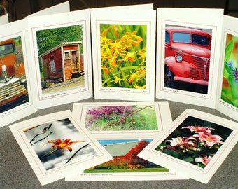 Custom Fine art Greeting Cards
