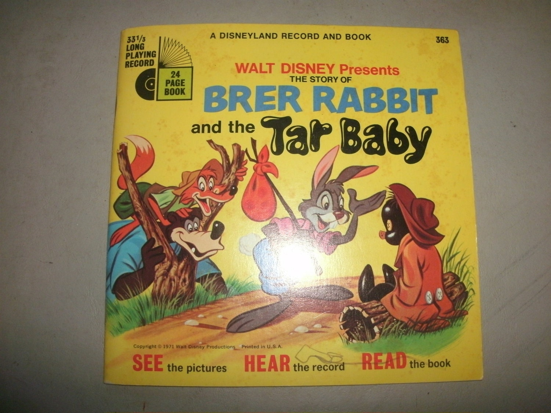 Brer Rabbit And The Tar Baby Book Brer Rabbit Tar Baby