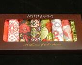 Anthology Fabrics - Fat Quarter Bundle (Bryant Park Color Story A)
