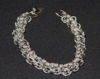 Vintage chunky bracelet from Celebrity