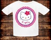 Hello Kitty Shirt/Onesie