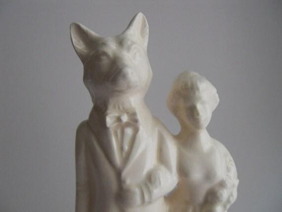 Fox Groom Human Bride