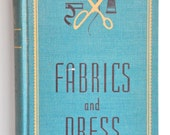 Vintage Fabrics and Dress Book