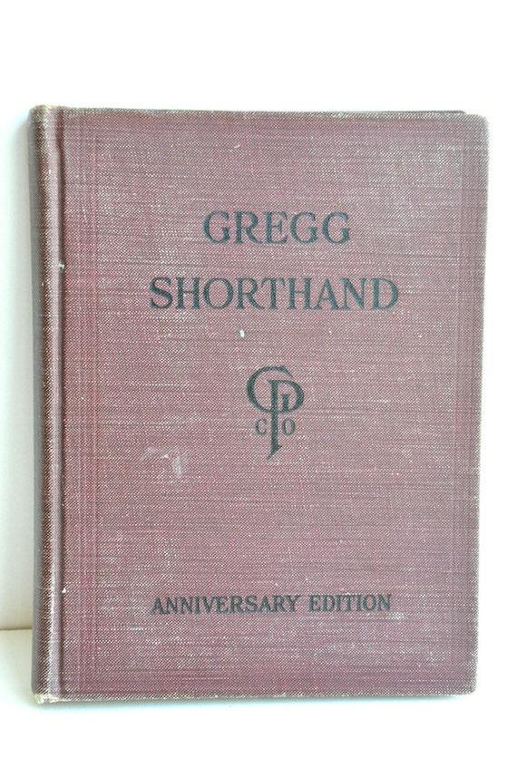 Gregg Shorthand Ebook