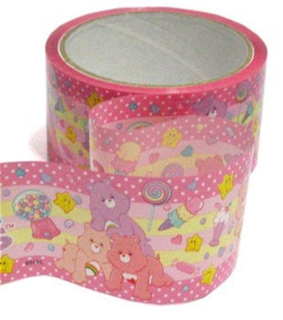 Care bears large deco tape