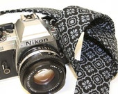 Camera Strap - Grandpas Tie - SLR, DSLR by Howard Avenue