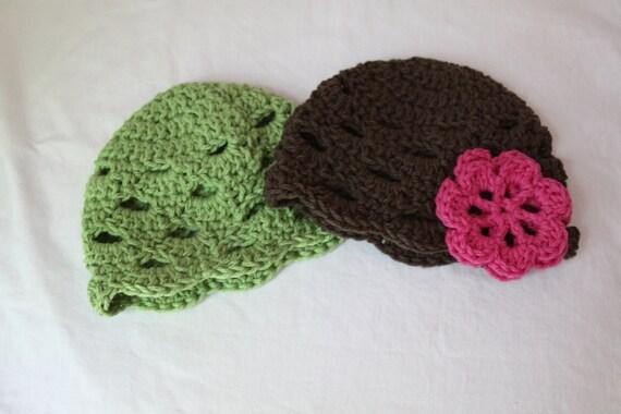 Open Shells Baby Hat