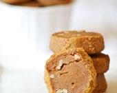 Coffee Pecan Sablés (Cookies)