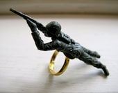 The Original Little Toy Soldier Ring