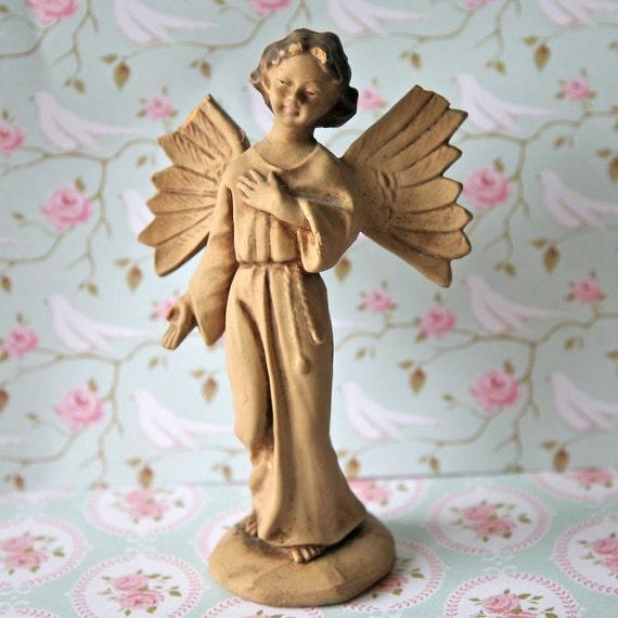 Beautiful vintage Italian Christmas angel