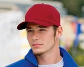 Custom Personalized Embroidered Baseball Cap Hat with your choice of Text - 2.00 shipping