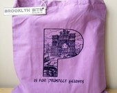 Brooklyn Tote Bag (Prospect Heights)