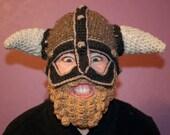 Bearded Barbarian Beanie