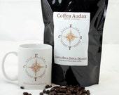 Costa Rica Dota Select Whole Coffee Bean - Roasted Fresh When You Order