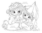 Queenie and Princess