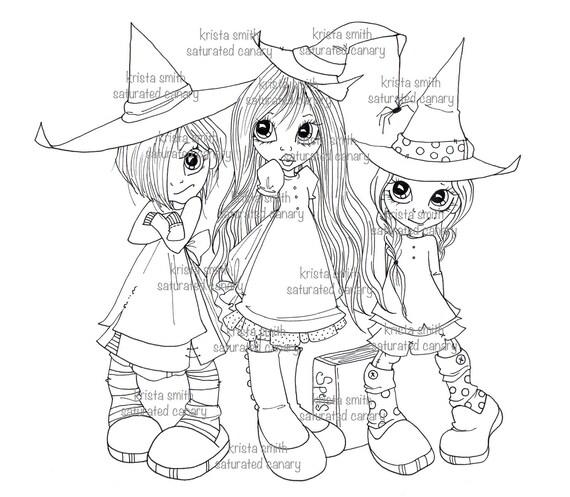 Witchkeys, a Sisterhood of Broomhoppers