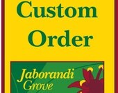 Custom Order For Katie - Charlie