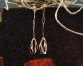 bud earrings in 14K gold filled