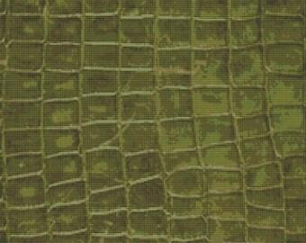 Cross Stitch Kit 'Crocodile Print'