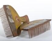 Antique Wool Combs