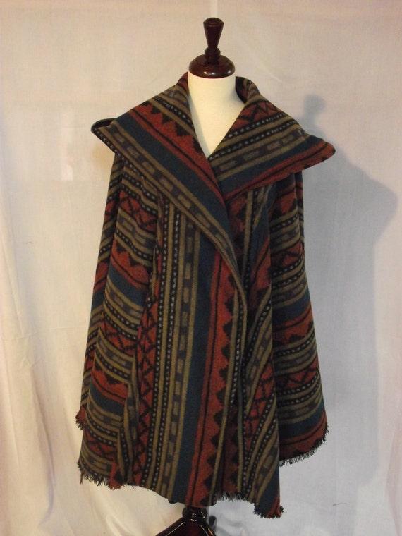The Wool Unisex Cloak