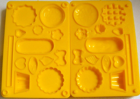 3D molds for clay sweets macaroons from Japan - On Super Sale Now