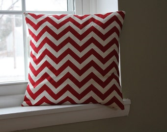 Lipstick Pillow Cover 18x18