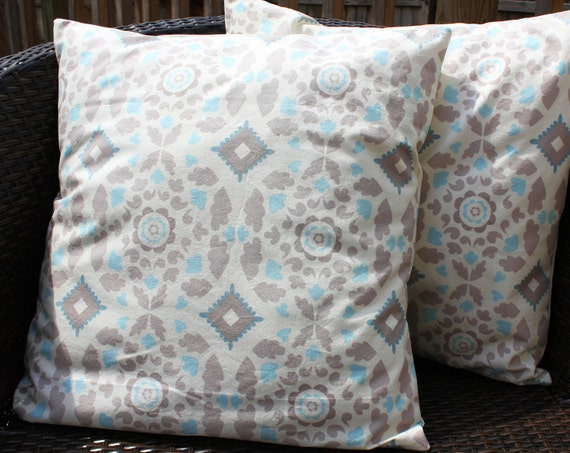 Josephine Neutral Pillow Cover Set 18x18